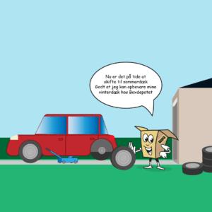 Opbevaring_af_vinterdæk_hos_Boxdepotet