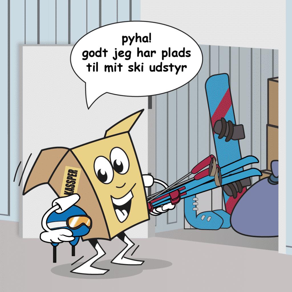 Boxdepotet_opbevaring_af_skiudstyr