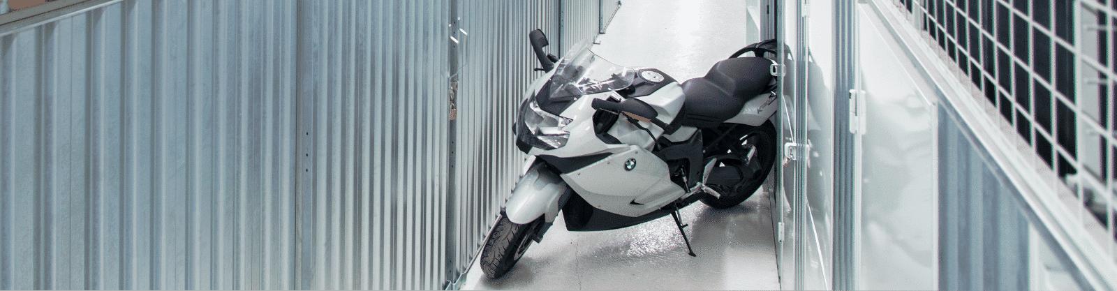 Interesseret i motorcykelopbevaring i Horsens ?