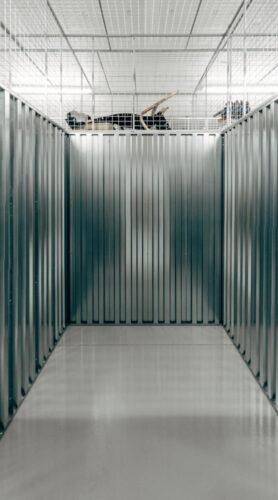 Depotrum på 11,5 m3